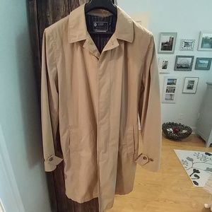 J Crew Sutherland Trench Coat(FINAL PRICE)